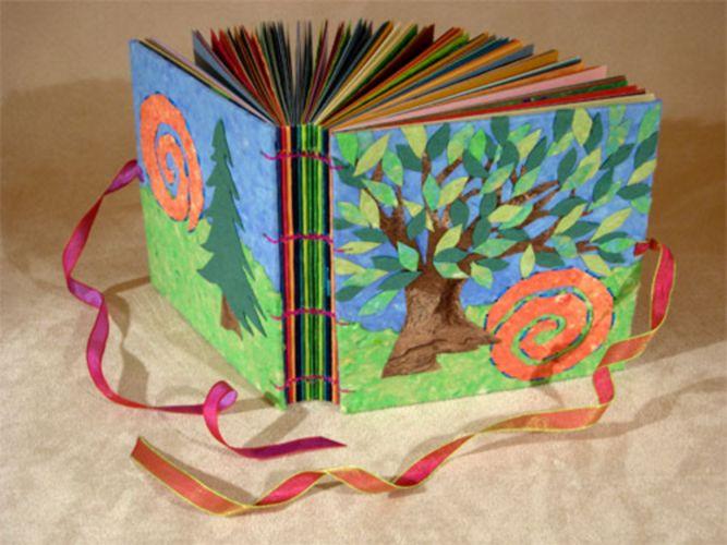 Книжки малышки из бумаги своими руками для детского сада